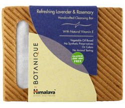Refreshing Lavender & Rosemary Handcrafted Cleansing Bar
