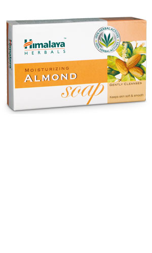 Moisturizing Almond Soap