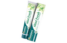 Mint Fresh Herbal Toothpaste